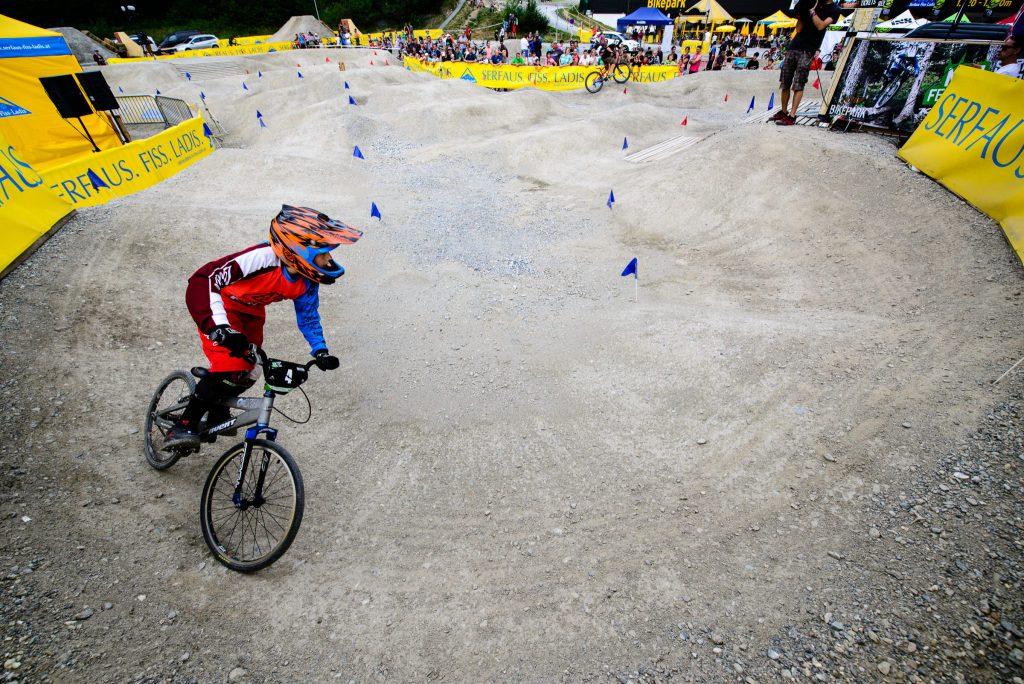 Atis SCERBINIS iXS Rookies Downhill Cup RDC Games Serfaus Fiss Ladis
