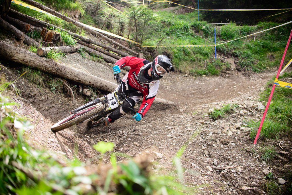 Moritz Ribarich iXS Rookies Downhill Cup RDC Games Serfaus Fiss Ladis