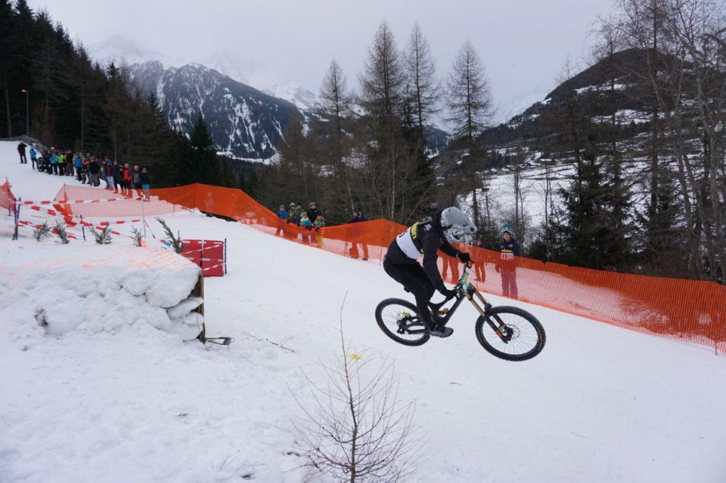 Snow-Downhill Virgen Fabio Wibmer