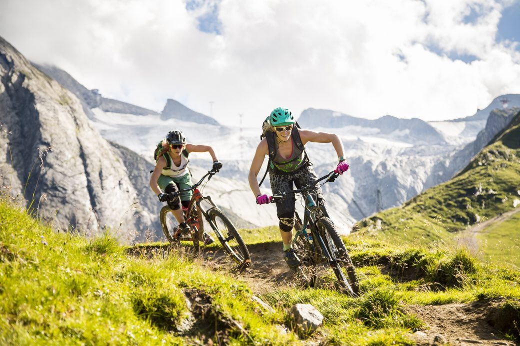 Kitzsteinhorn Mountainbike Trail