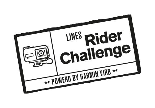 Lines Rider Challenge Garmin Virb