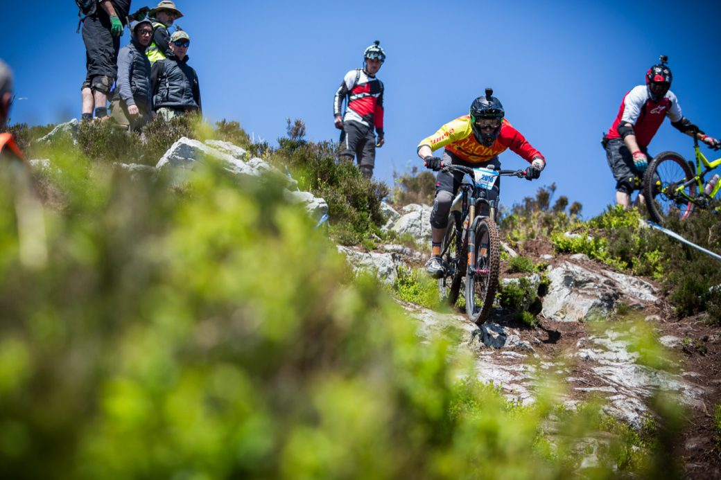 EWS Enduro World Series Irland Kevin Maderegger