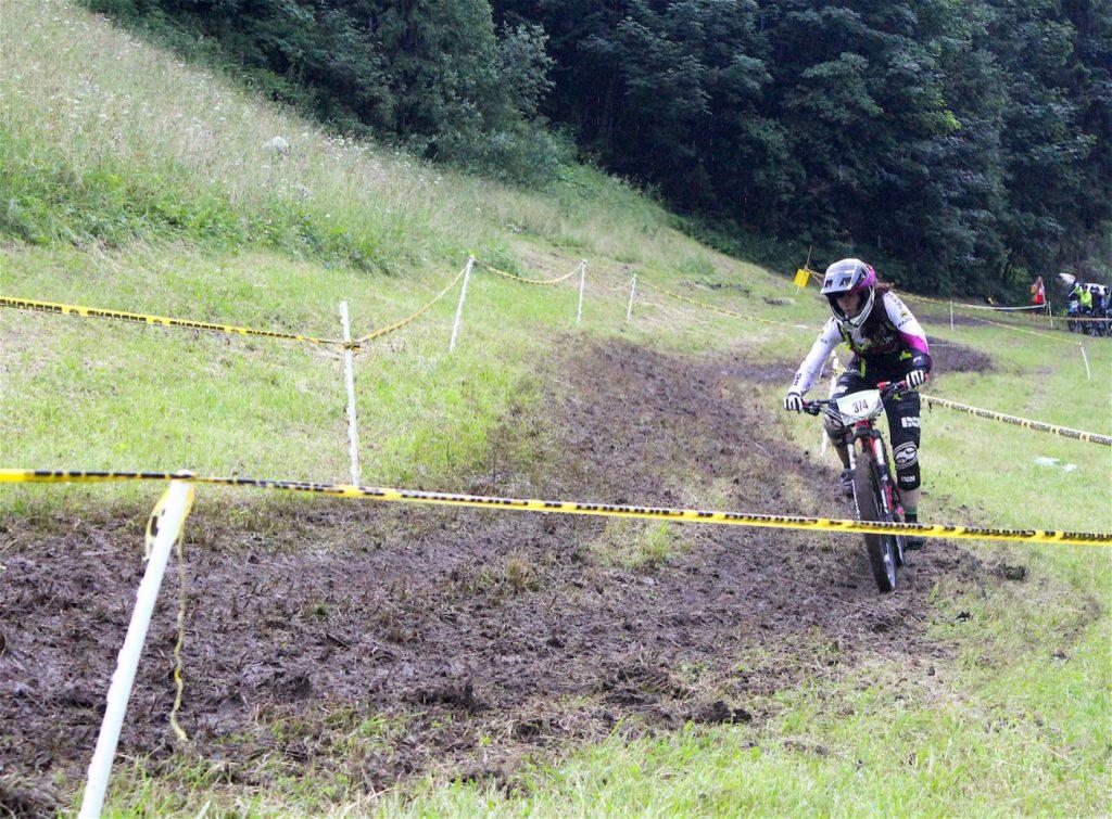 Enduro One Wildschönau Prolog Stage 6 Raphaela Richter