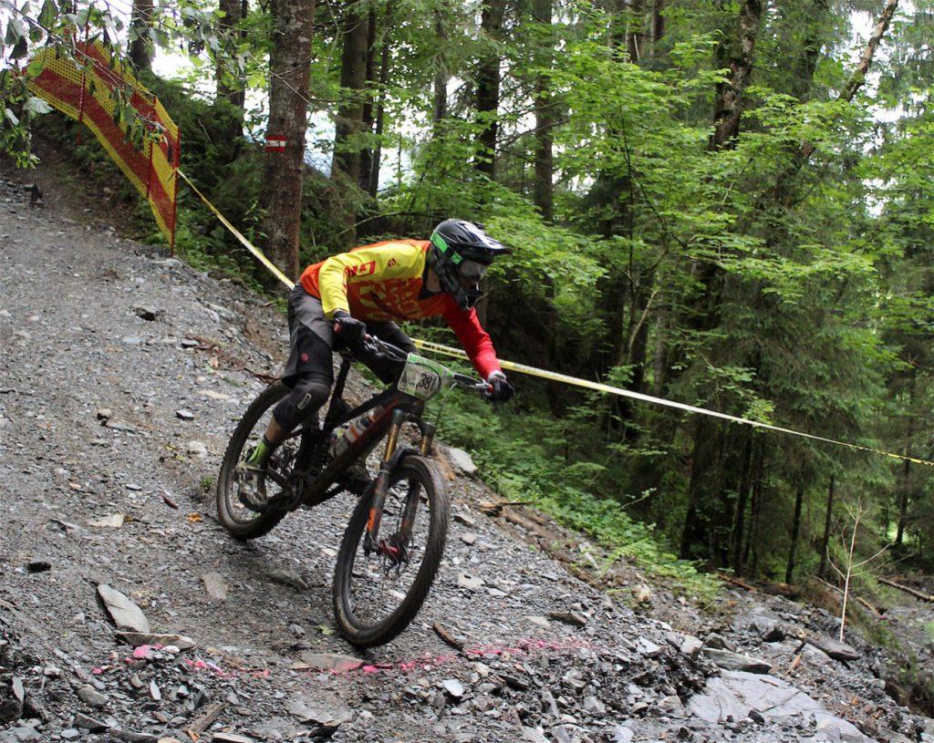 Enduro One Wildschönau Stage 4 Kevin Maderegger