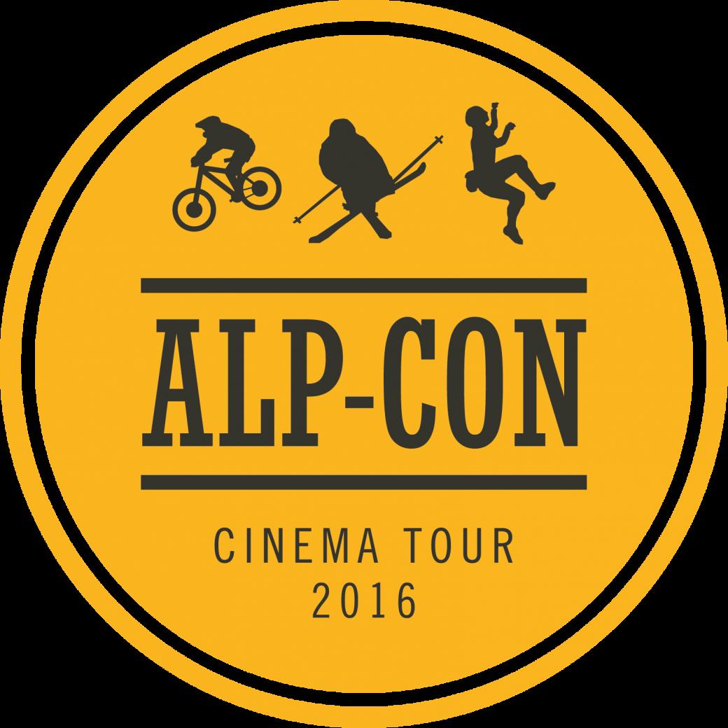 Alp-Con Cinema Tour 2016 Logo