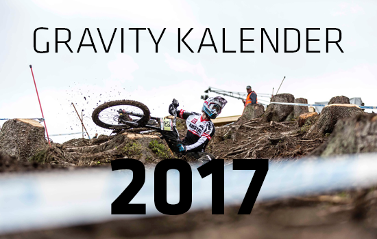 Gravity Kalender 2017