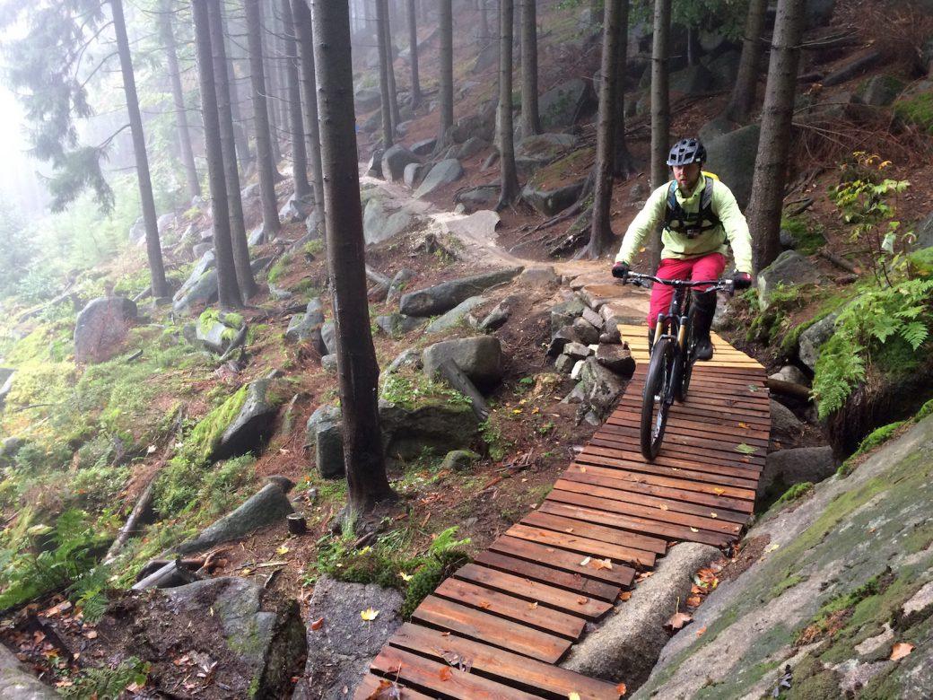 Rychlebské stezky Czech Republic Tschechien Trail Center