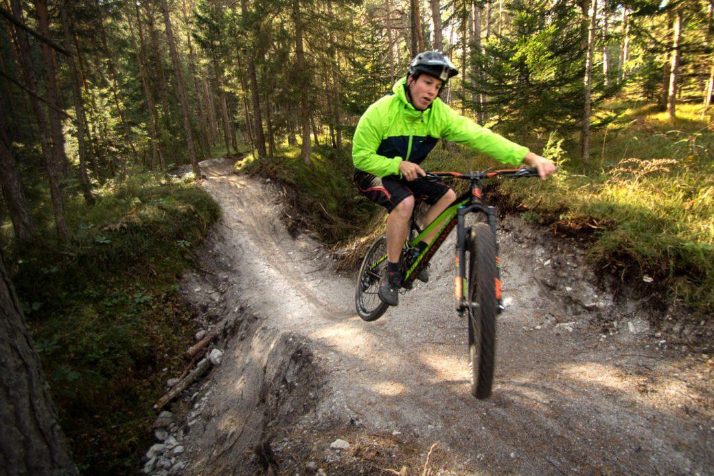 Kopein Trail Villach Faaker See Kärnten Enduro