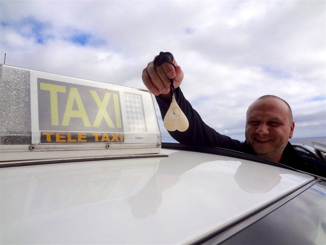 Taxi Cojones La Palma Vicente Garcia