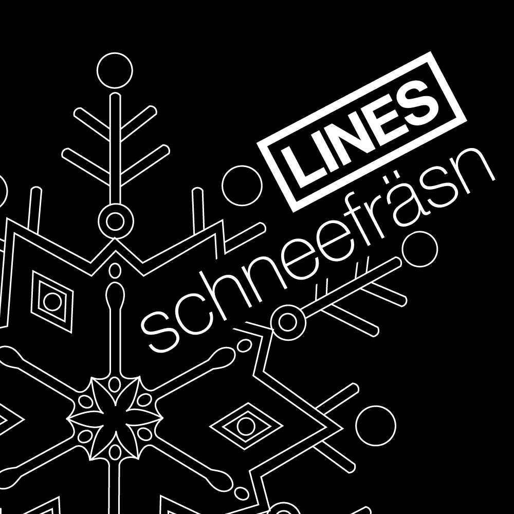 LINES schneefräsn schneefraesn 2017 Winter Downhill Cup