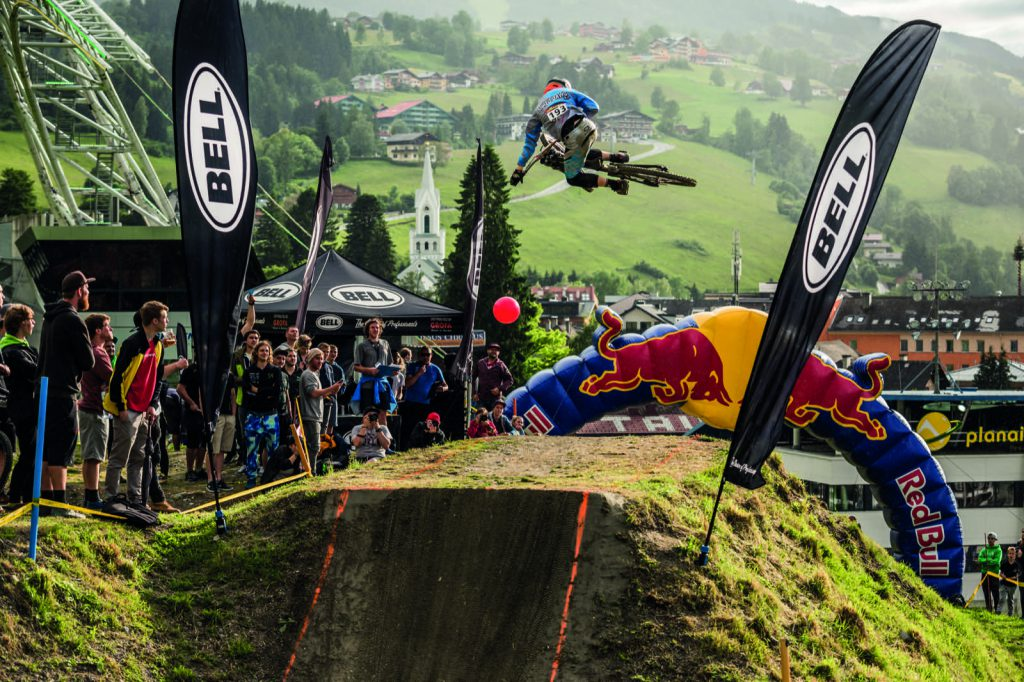 Gravity Games Schladming Whip Off Manuel Schretter