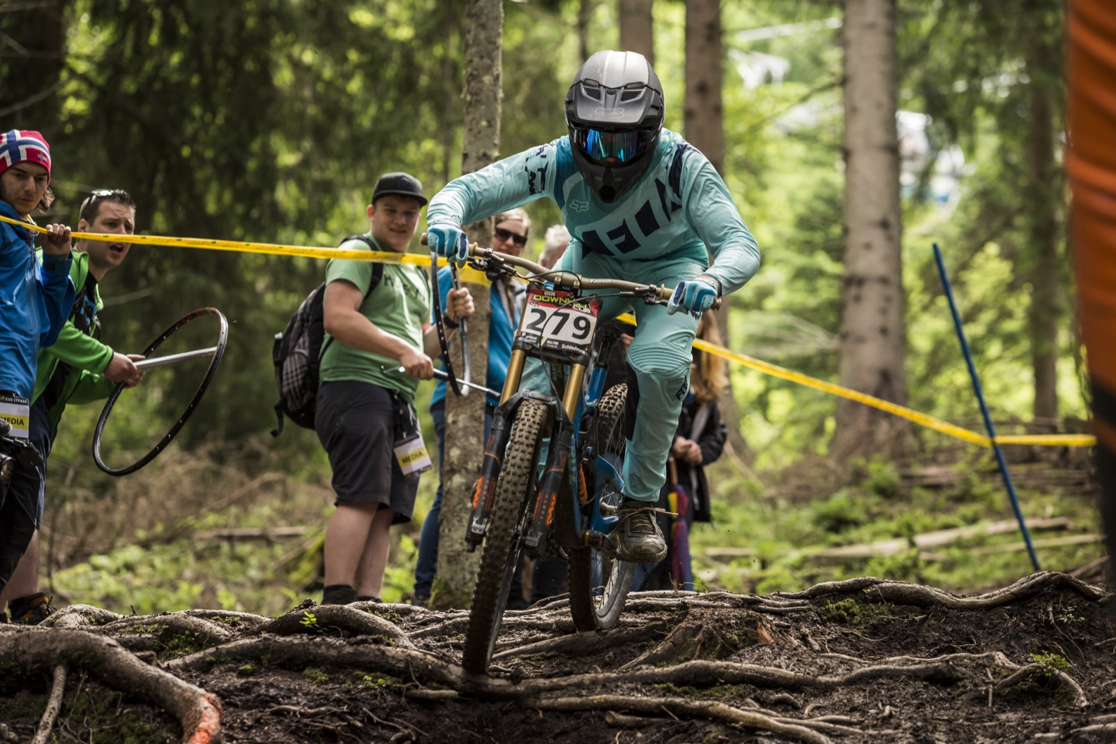 Gravity Games Schladming iXS Eurpean Downhill Cup Kevin Frisch