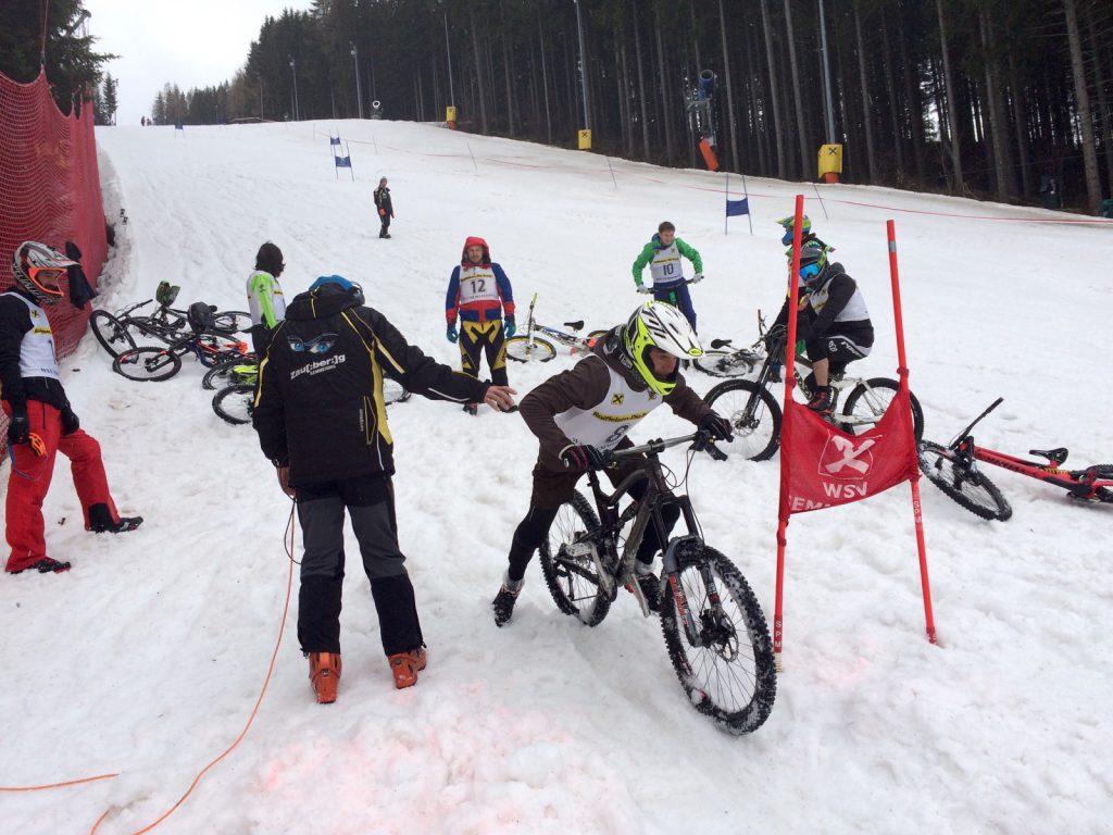 White Down 2017 Bikepark Semmering