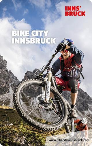 Bike City Card Innsbruck
