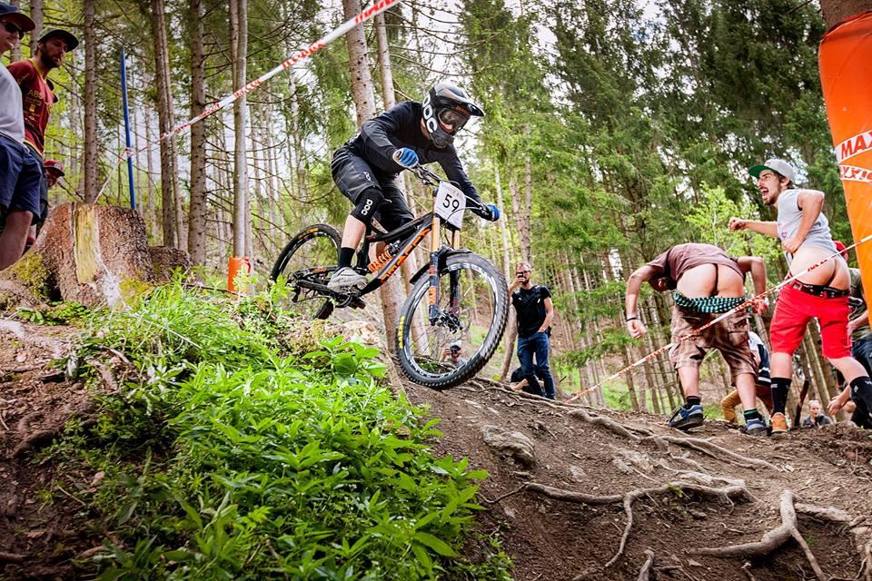 Downhill ÖM Staatsmeisterschaft Siegfried Zellner Wurbauerkogel 2017