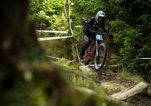 iXS European Downhill Cup EDC Spicak Valentina Höll