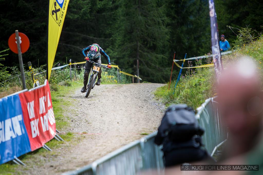 Austrian Gravity Series Innsbruck Downhill Cup Erich Wieland