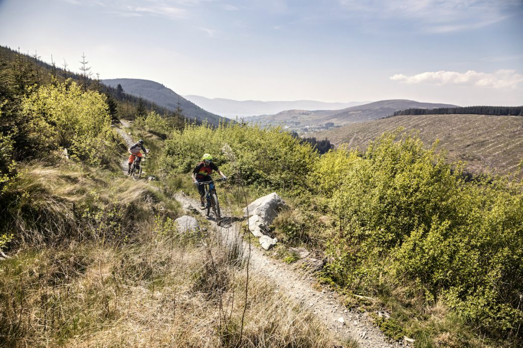 Rostrevor Trail Centre Nordirland
