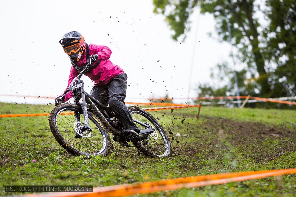 Anna Langmann Lakeside Race Attersee 2017 Austrian Gravity Series Finale