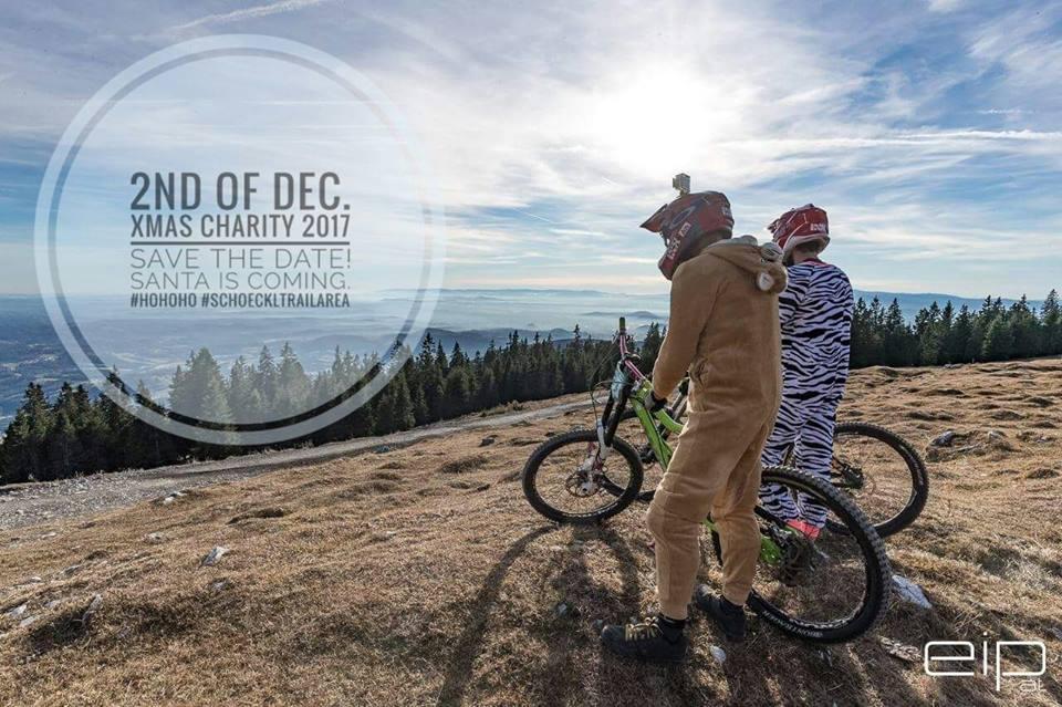 Schöckl Trail Area Xmas Charity