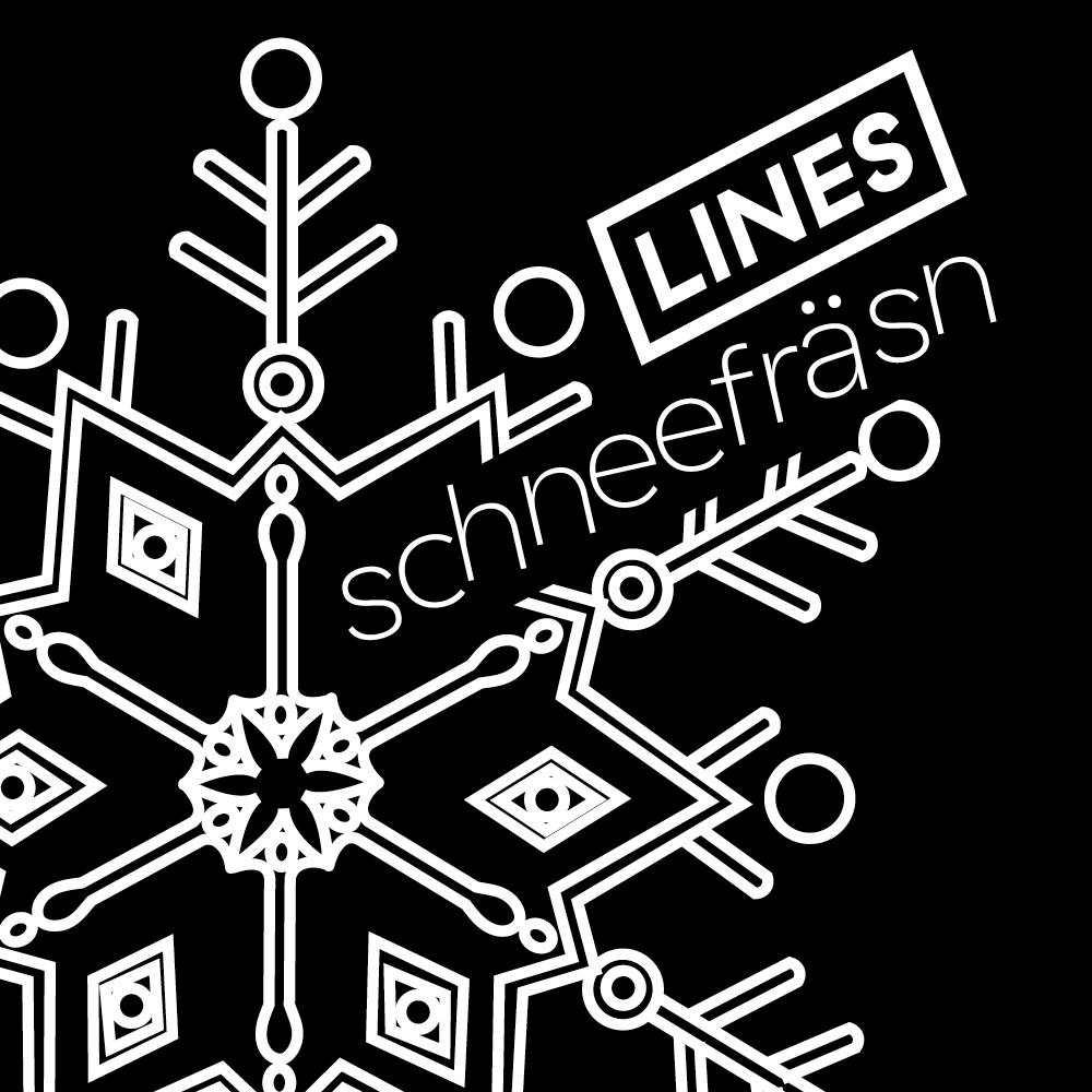 LINES schneefräsn 2018