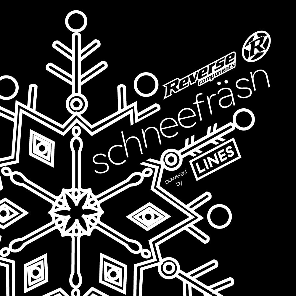 Reverse Components schneefräsn 2018