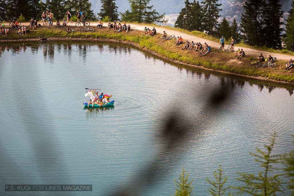 Crankworx Innsbruck Whip Off