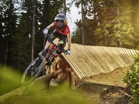 Bike City Bikepark Innsbruck Muttereralm Downhill Freeride