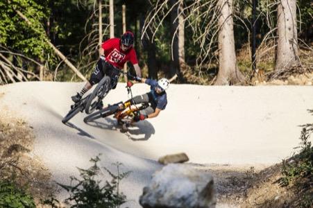 Petzen Flow Country Trail Kärnten Mountainbike