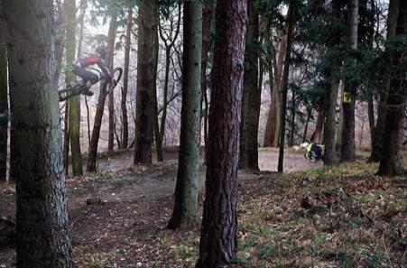 Sopron Ungarn Mountainbike Downhill