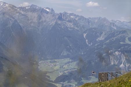 Wildkogel Mountainbike Freeride Downhill