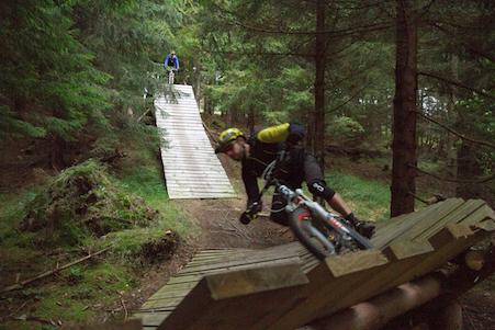Bikepark Koprivna Tschechien Gravity Line