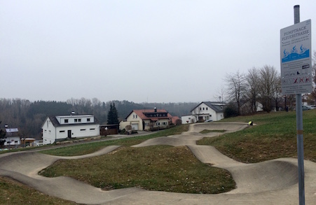 Pumptrack Aalen Fachsenfeld Deutschland Baden-Württemberg