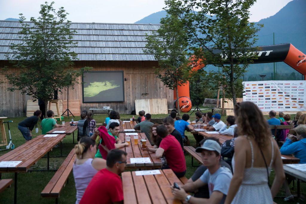 Trans Julius Movie Night Slowenien Bohinj Outdoor Festival