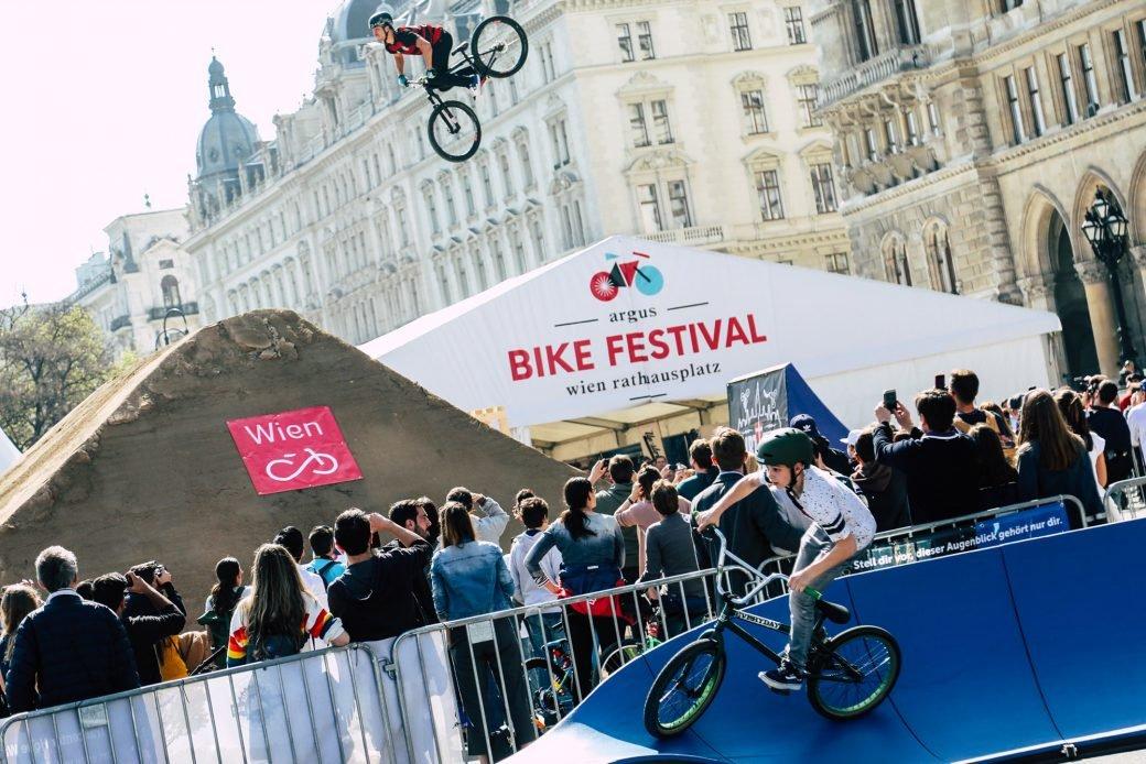 Argus Bike Festival Wien