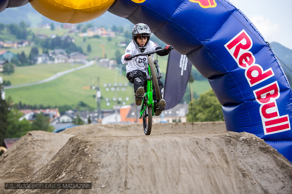 Austrian Pumptrack Series APS Pump the Mountain Schladming Fritsch