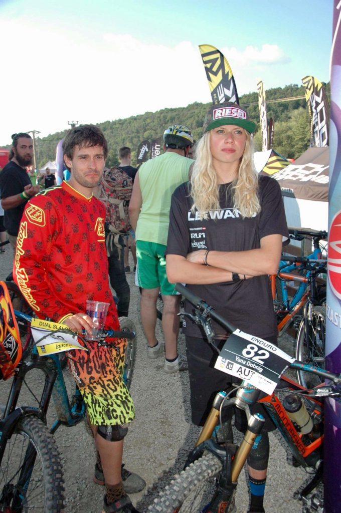 Enduro Bikefest Kalnica Yana Dobnig