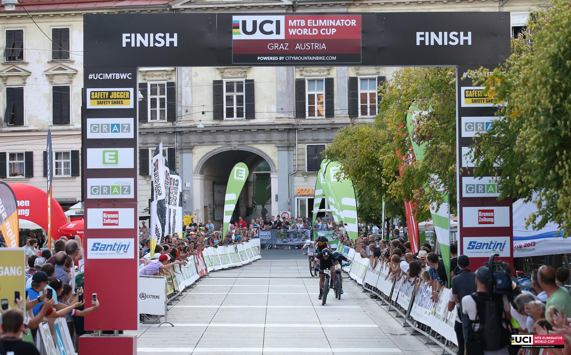 MOUNTAIN BIKE - UCI MTB Eliminator WC