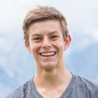 Maximilian Maxi Mayer Portrait LINES Rider Profile