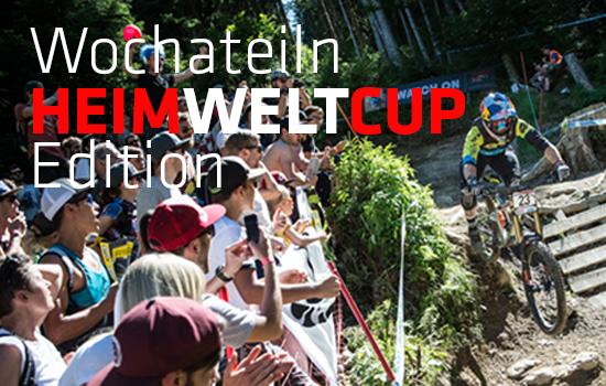 Wochateiln Heimweltcup Edition Leogang Downhill Weltcup
