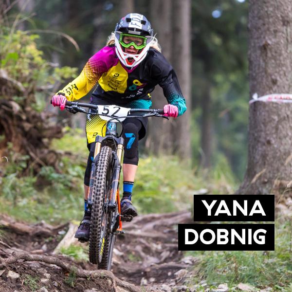 Yana Dobnig Enduro ÖM Favoriten