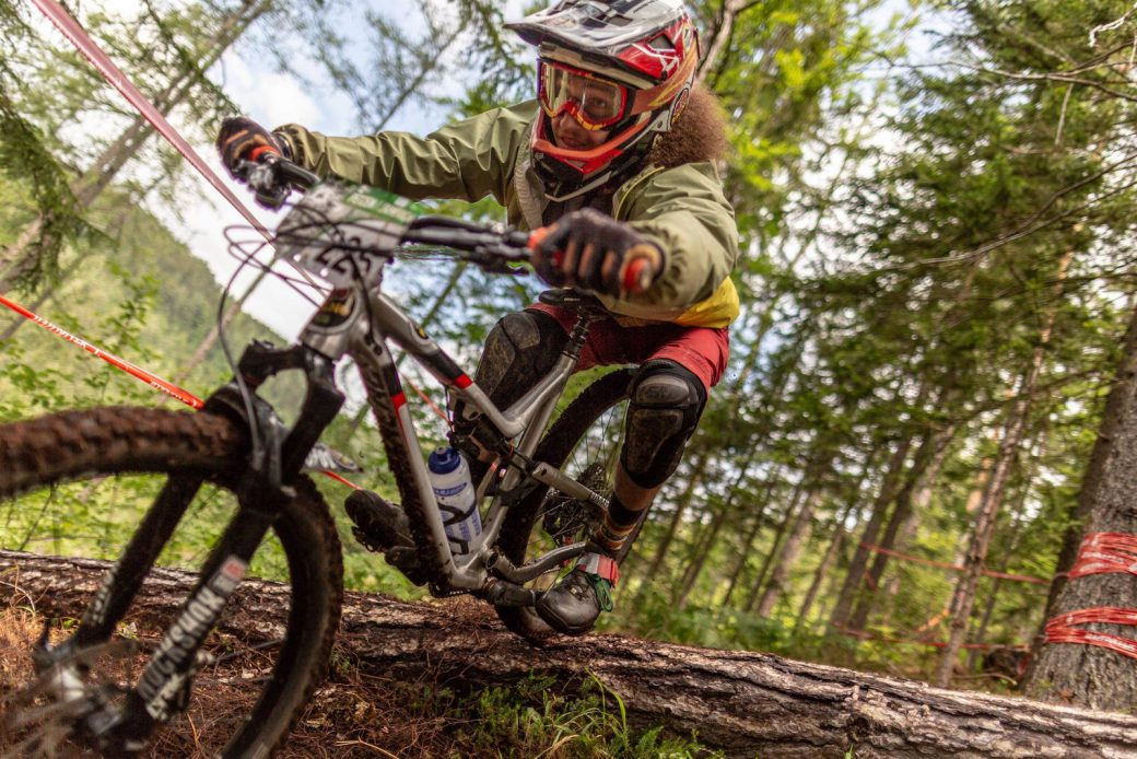 Enduro World Series Petzen Leon Wolbank