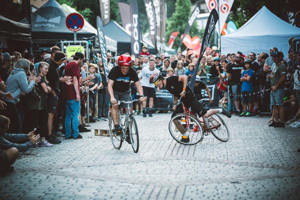 Glemmride LINES Bike Pulling Mario Amcha Marco de la Cruz