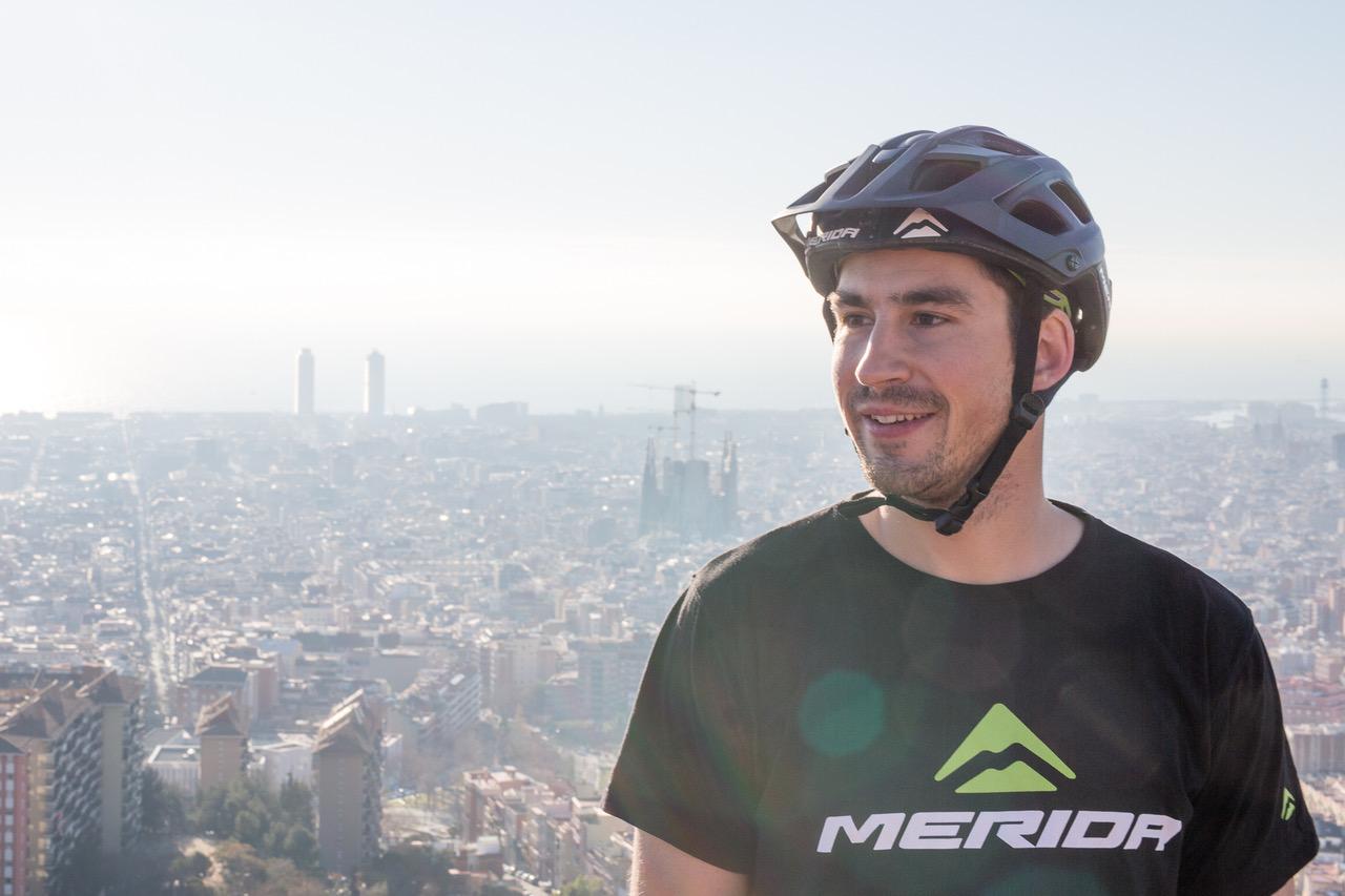 Christoph Breiner Dominik Raab Barcelona Portrait