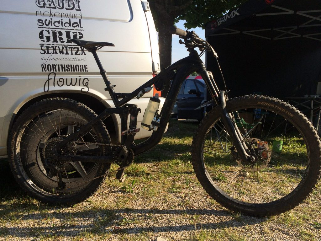 Enduro World Series Petzen Simplon Rapcon