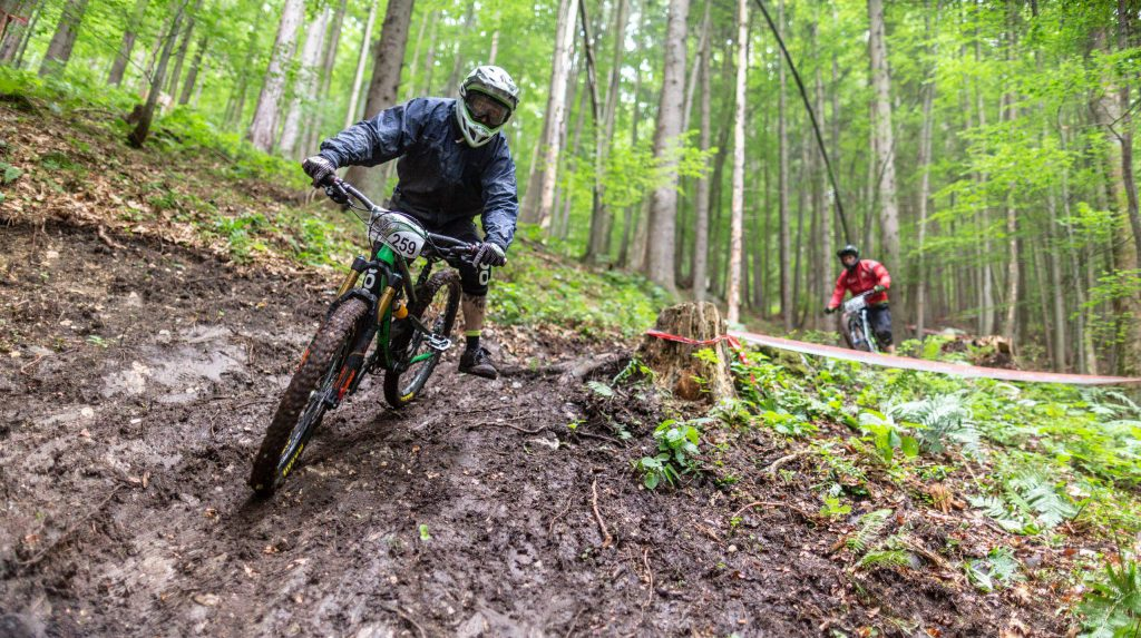 Enduro World Series Petzen Stage 5