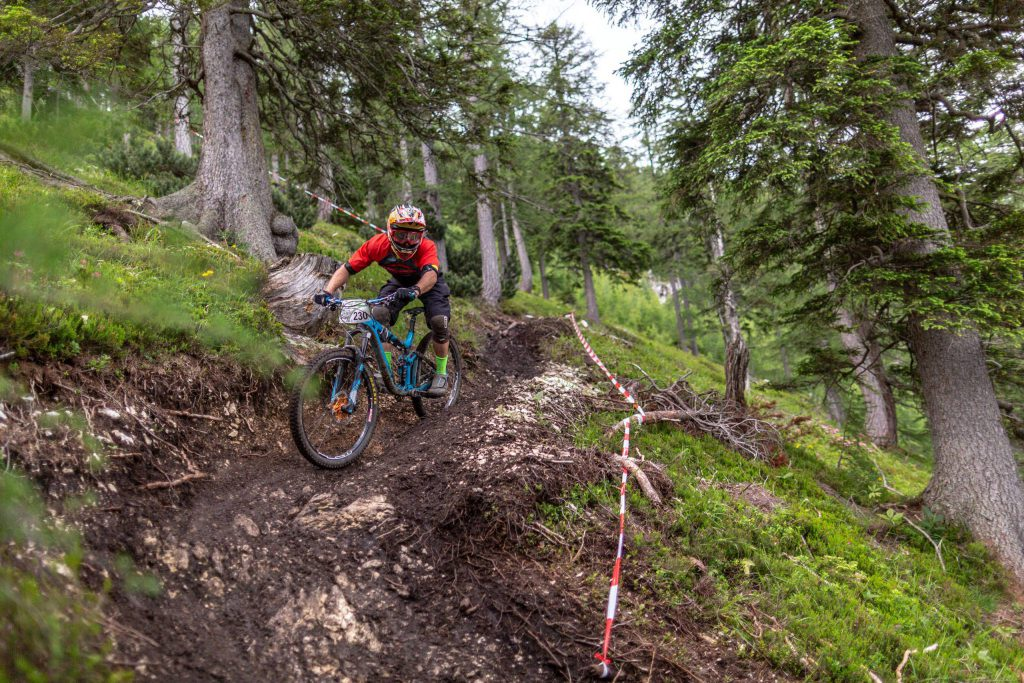 Enduro World Series Petzen Stage 6