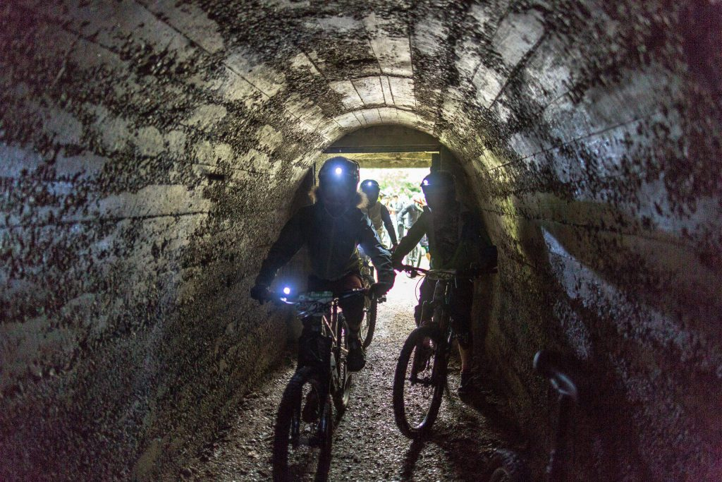 Enduro World Series Petzen Tunnel