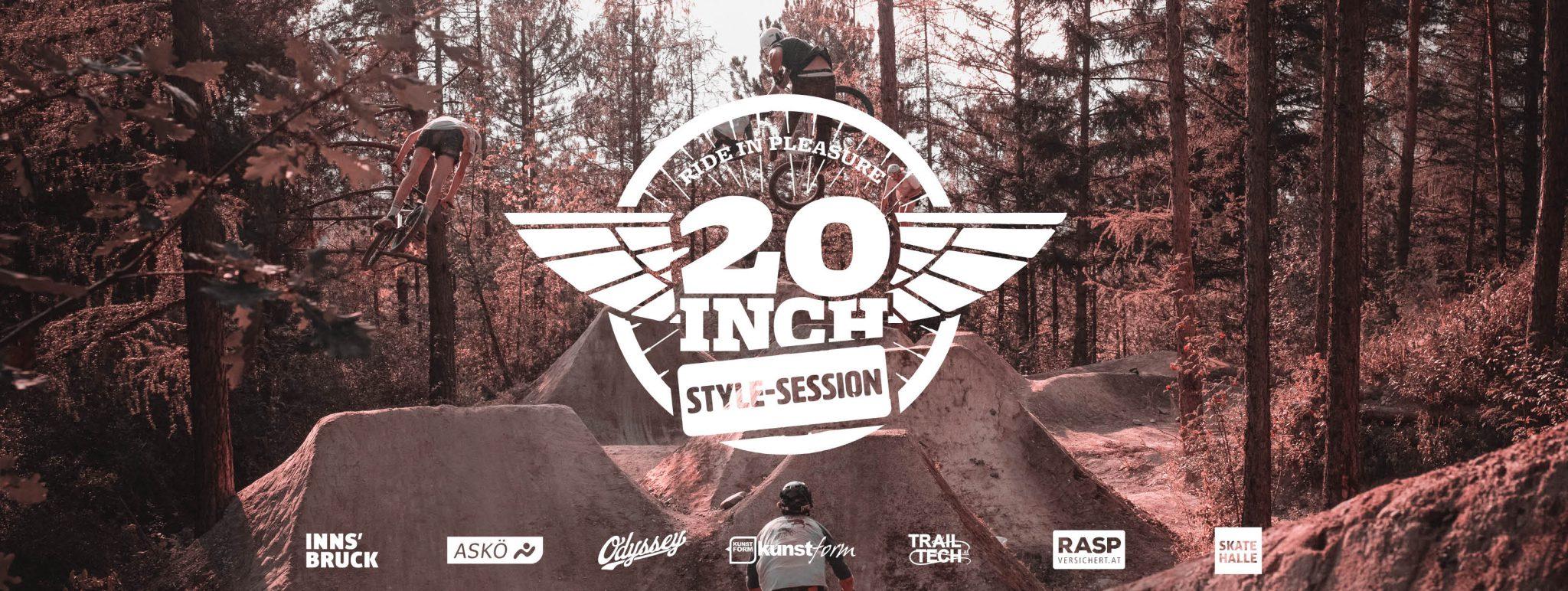 Dirtpark Opening Innsbruck 20Inch Trophy Rip BMX