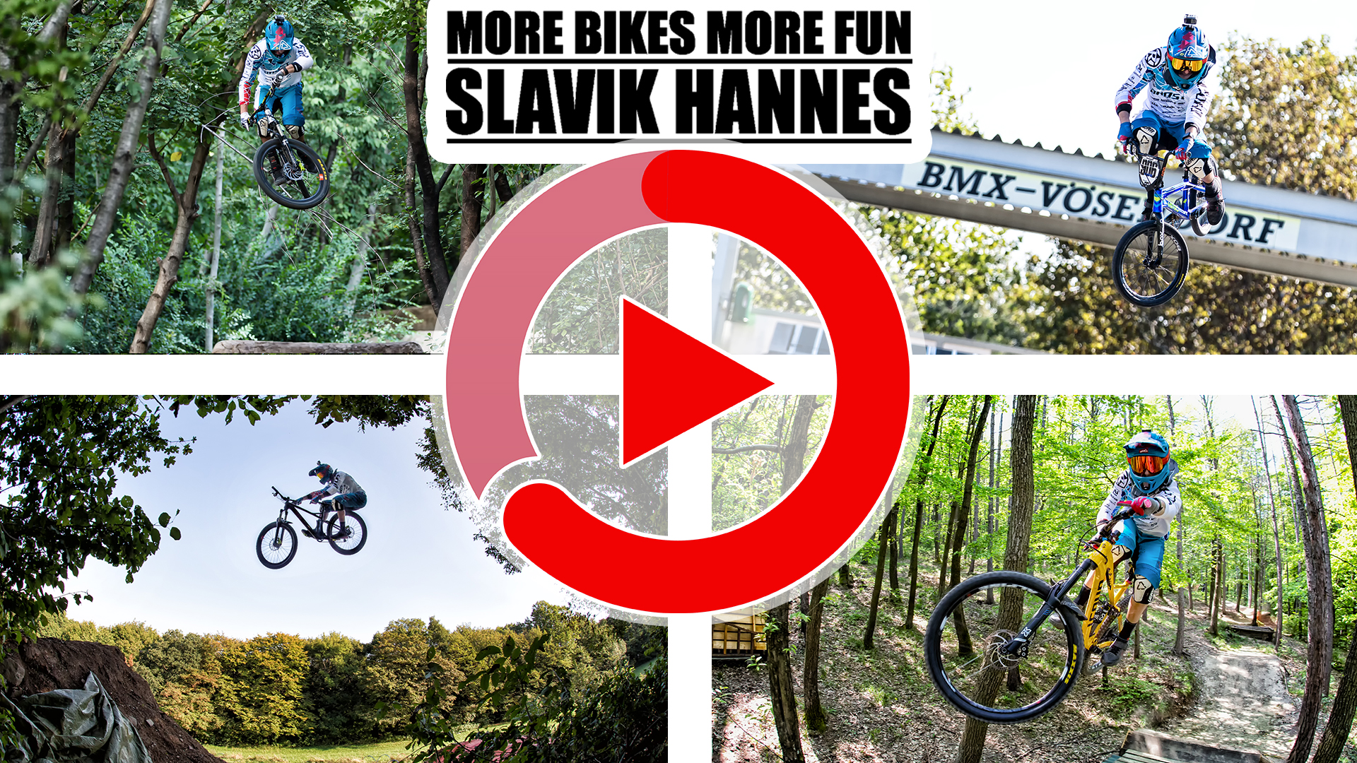 More Bikes More Fun Video Hannes Slavik